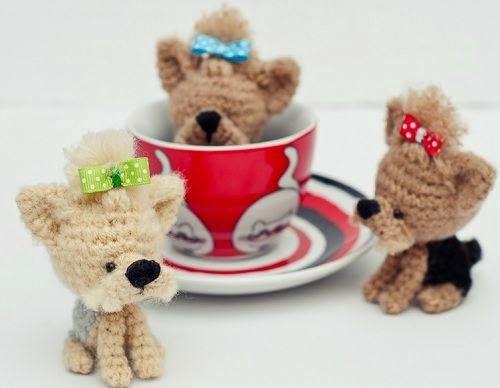 Amigurumi - a delicadeza dos pequenos bonecos de crochê