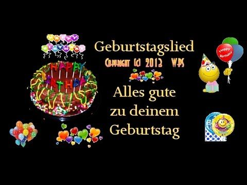 Geburtstag wunsche auf deutsch