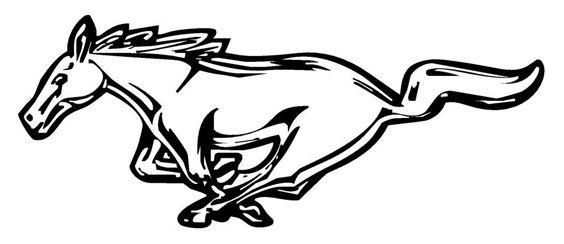 Mustang Logo Vector | Mustang Logo Mustang logo (small).jpg