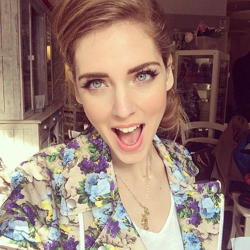 The Blonde Salad by Chiara Ferragni | via Facebook