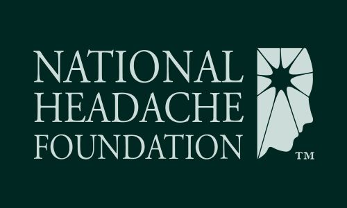 The National Headache Foundation Is A Leader In Headache And Migraine Awareness Providing Headache R Menstrual Migraines Migraine Headaches Headache Treatment