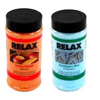 Eucalyptus Mint & Honey Mango Aromatherapy Crystals - 2 Pack
