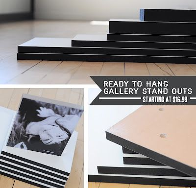 Gallery Stand Outs. Ready to Hang!