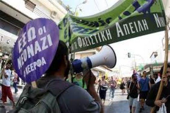 Αντιφασιστική συνέλευση σήμερα το απόγευμα στη Θεσσαλονίκη - http://www.kataskopoi.com/61346/%ce%b1%ce%bd%cf%84%ce%b9%cf%86%ce%b1%cf%83%ce%b9%cf%83%cf%84%ce%b9%ce%ba%ce%ae-%cf%83%cf%85%ce%bd%ce%ad%ce%bb%ce%b5%cf%85%cf%83%ce%b7-%cf%83%ce%ae%ce%bc%ce%b5%cf%81%ce%b1-%cf%84%ce%bf-%ce%b1%cf%80/