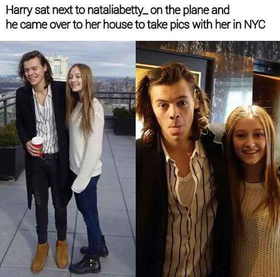 Harry's such a dear