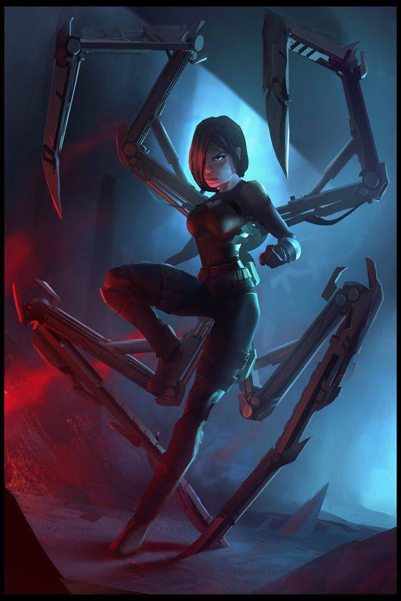 SO_Spider by Balance-Sheet.deviantart.com on @DeviantArt