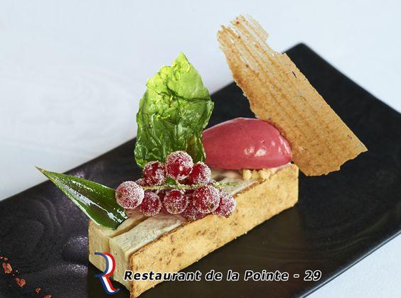 Restaurant de la Pointe, Maître Restaurateur à FOUESNANT (29170)