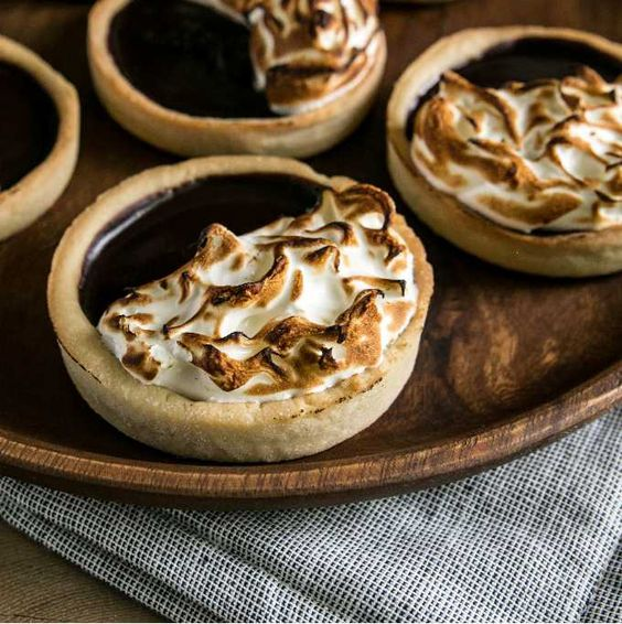 Pastry Affair | S'mores Tarts