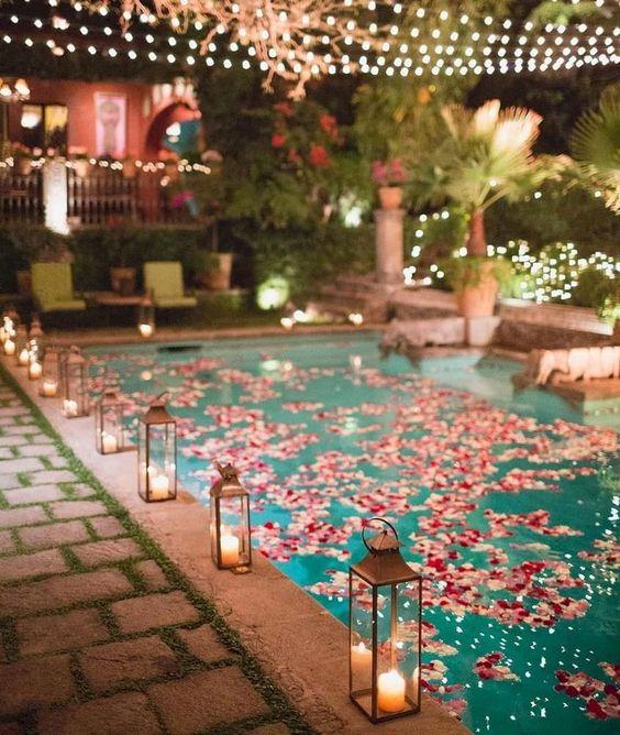 Idee per decorazioni piscina! 11