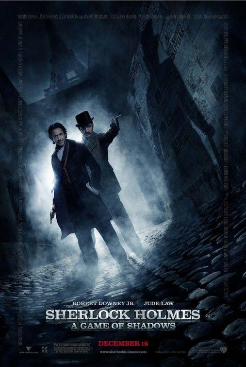 دانلود فیلم شرلوک هلمز 2 با دوبله فارسی