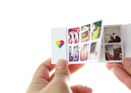 Stickers made from your Instagrams.