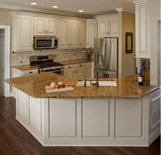 Kitchen Cabinets Refinishing: Home And Garden Design Idea's