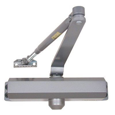 Us Lock 1740 Size 3 With Backcheck Aluminum Door Closer