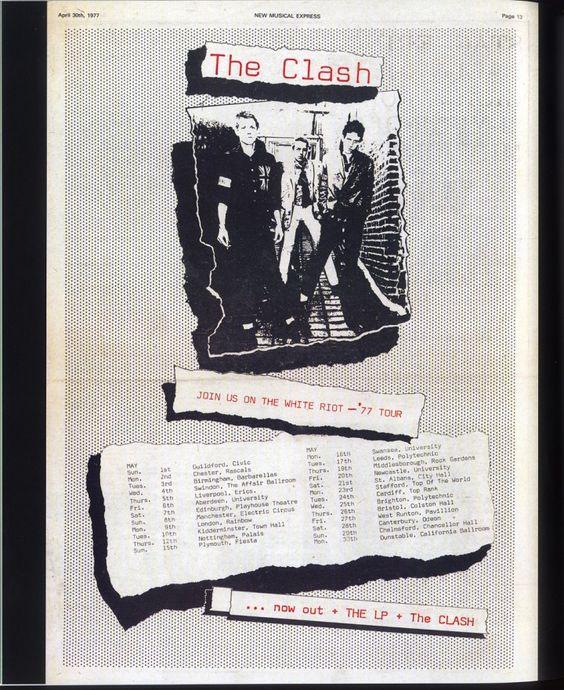 NME - 30th April 1977