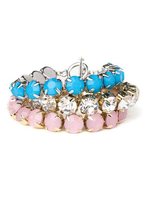 sparkly bracelet trio from baublebar