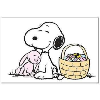 Snoopy loves the bunny wunnys | Snoopy Easter | Pinterest | Snoopy ...