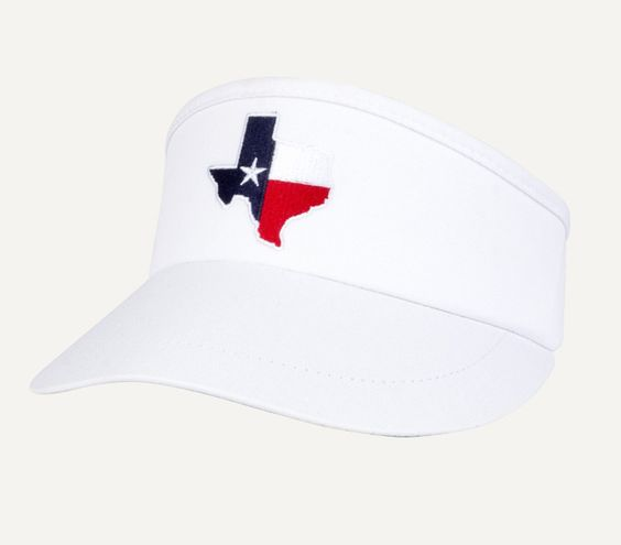 This Visor from State Traditions features a high crown profile 554c05b8080