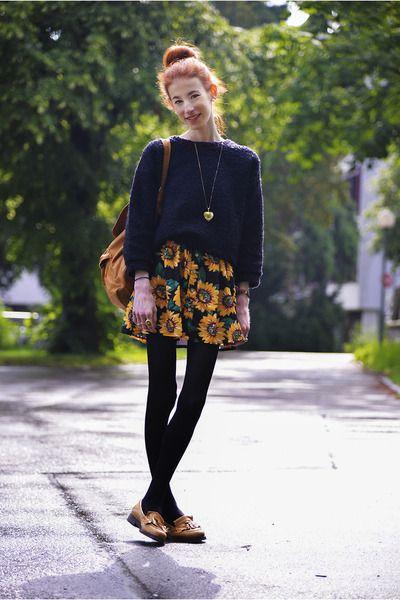Raindrops & Sunflowers