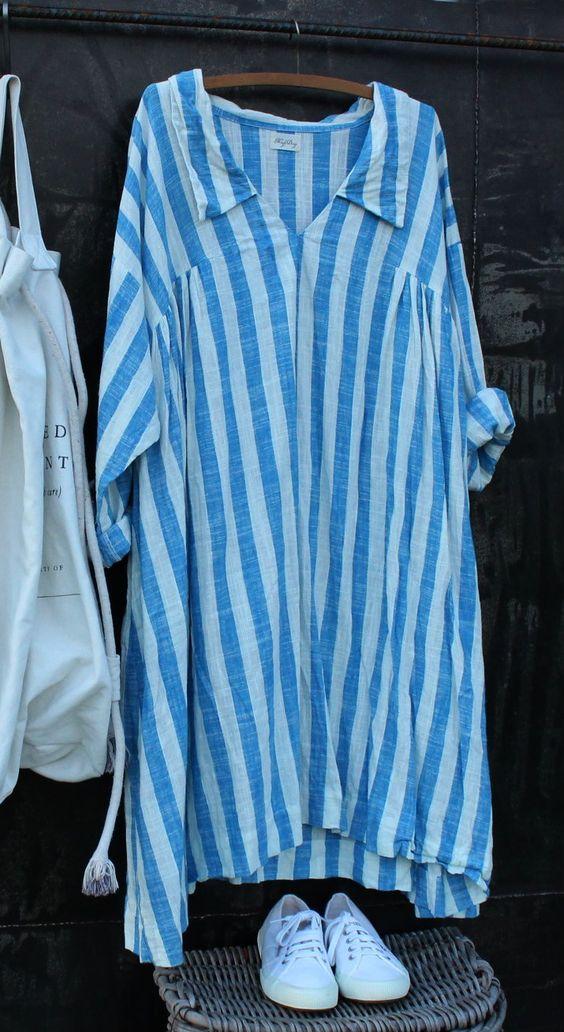 Linen Dress MegbyDesign http://megbydesign.com/