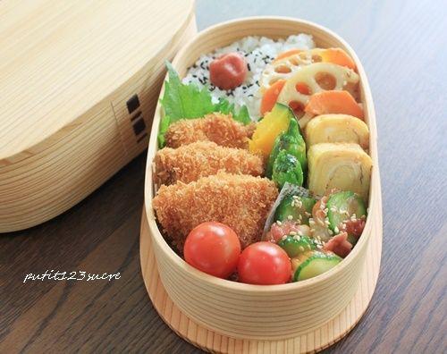 男子高校生のお弁当の画像 エキサイトブログ Blog お弁当 弁当 ランチ