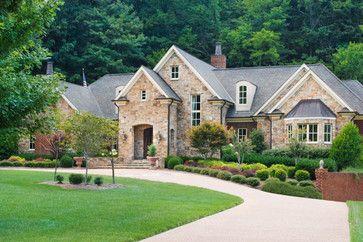Exteriors - traditional - exterior - nashville - Frawood Custom Builders