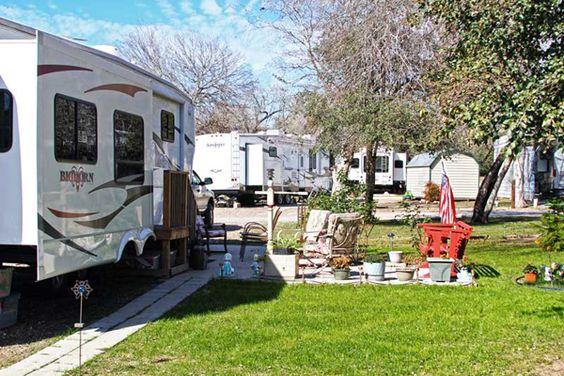 Desert Willow RV Park Van Horn TX Passport America Campgrounds