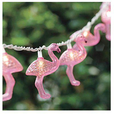 A Pink Flamingo Christmas