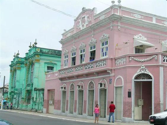 Maceió, Alagoas, Brasil -  Museu do Instituto Histórico e Geográfico de Alagoas