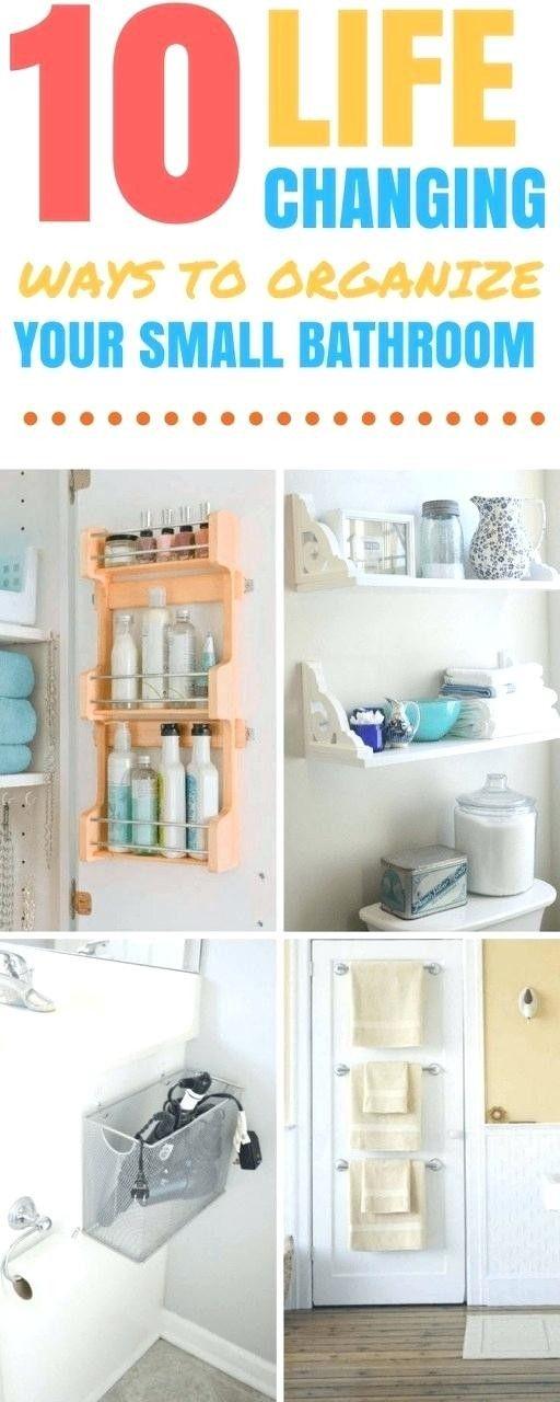 97 Best Bathroom Organizing Ideas 2019 Small Bathroom