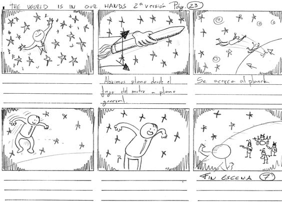 storyboards Storyboard, Animation storyboard and Animation - video storyboard template