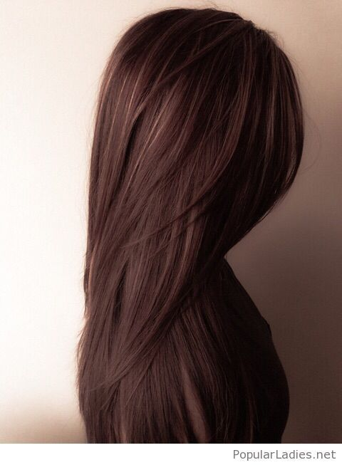 Amazing Chocolate Brown Hair Color Inspire Coffee Hair Hair Color Chocolate Hair Styles