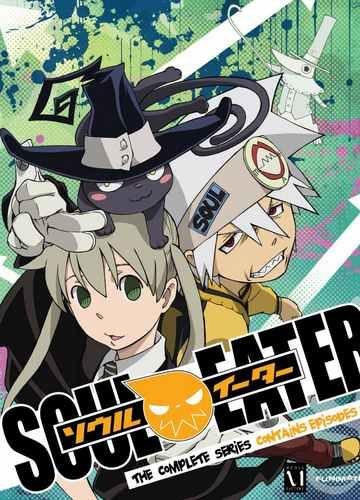 Soul Eater VOSTFR/VF BLURAY - Animes-Mangas-DDL.com