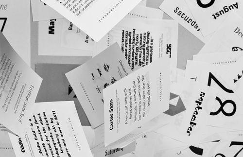About Typodarium 2014 | Call for entries by slanted - Typodarium 2014