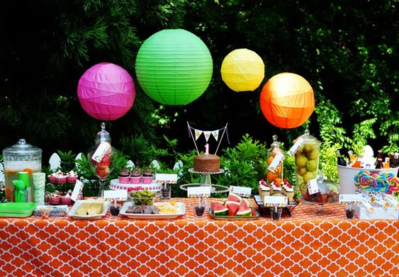 """I adore this """"Very Hungry Caterpillar"""" Party.  So cute for first birthday party!"""