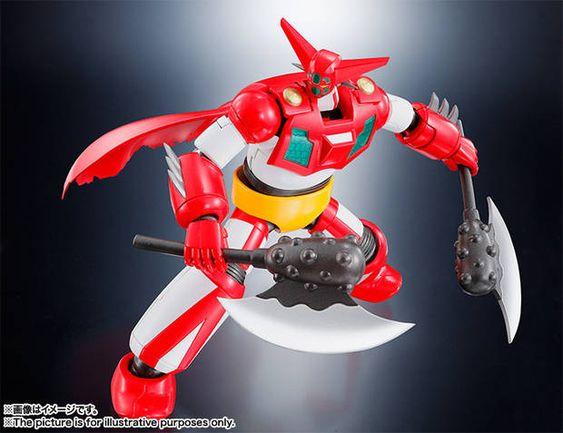 겟타1 슈퍼로봇초합금 (이미지=반다이)