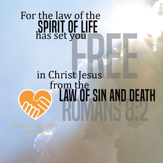 The Spirit of Life versus the Law of Sin and Death In Romans 8:2, Paul uses the…