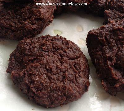 O Diário de Receitas Sem Lactose: Cookies cremosos de cacau