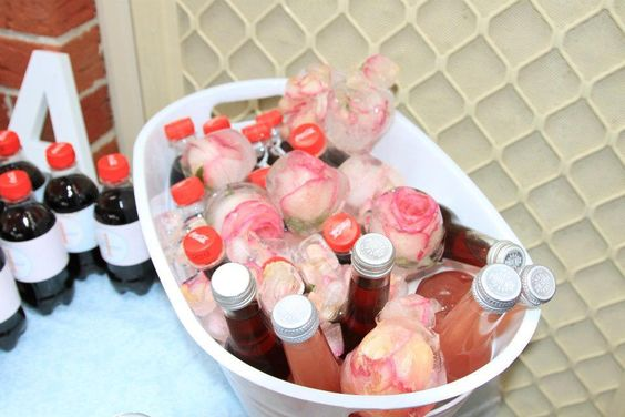 Shabby Chic First Birthday ~ Featured Party | Seshalyn's Party Ideas |