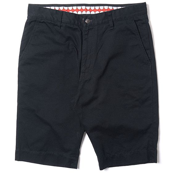 OriginalFake Teeth Pockets Chino Shorts