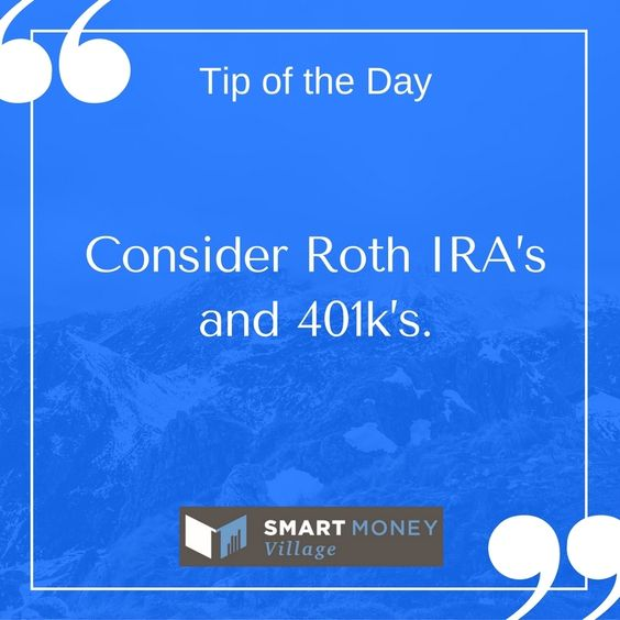 Consider Roth IRA's and 401k's.  They will be invaluable if income tax rates go up in the future.