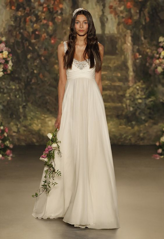 Ophelia #Jennypackhambride #2016 #Bridal itakeyou.co.uk