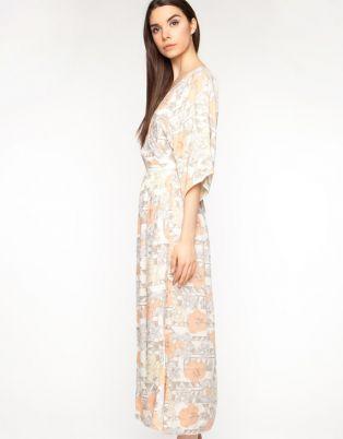 $59.50 millie loves min Kimono Maxi