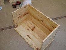 Cómo hacer un baúl de madera   Hacer bricolaje es facilisimo.com