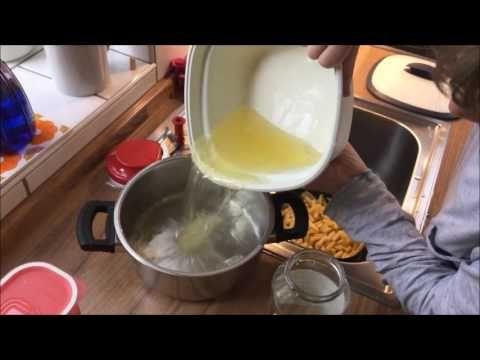 Fabian kocht: Schlesischen Wachsbrechbohnensalat - echt lecker - YouTube