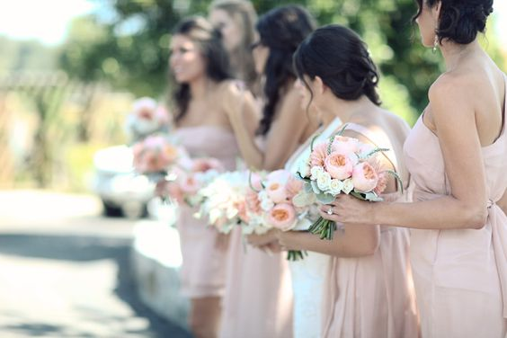 peach wedding theme | What do you think about this mint and peach wedding color combination?