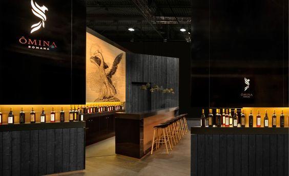 The resurrection of the Latin wine: ÔMINA ROMANA Markenauftritt 2013. #mutabor #design #brand #identity #wine #alcohol #packaging #markenarchitektur #brand #spaces #corporate #architecture