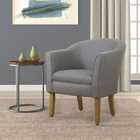 Home Barrel Chair Accent Chairs Living Room Chairs