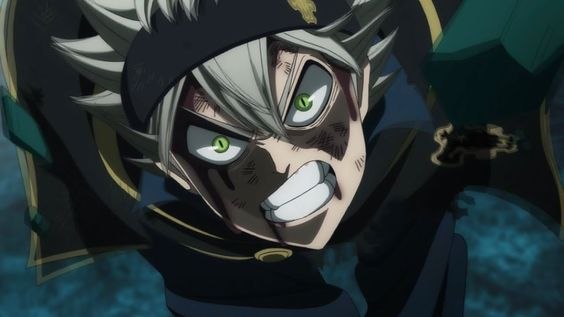 Asta and Yuno's past is still a question