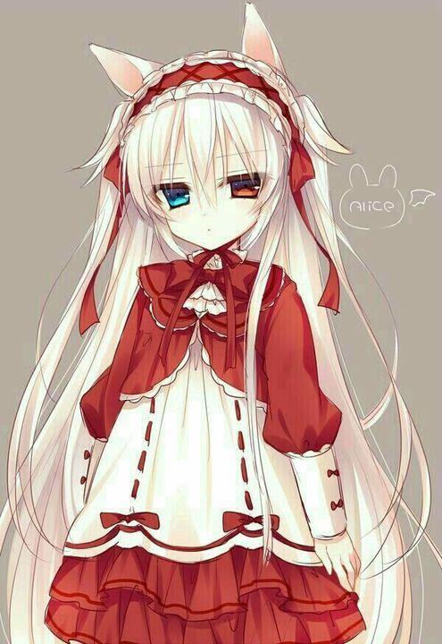 Ghim Tren Anime Girl