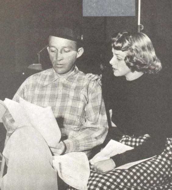Bing Crosby And Rosemary Clooney